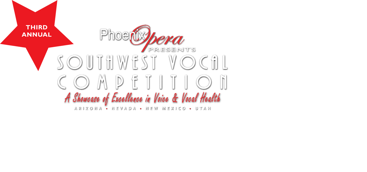 Southwest Vocal Competition Presented by Phoenix Opera